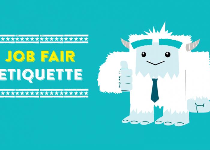 5 Job Fair Etiquette Tips