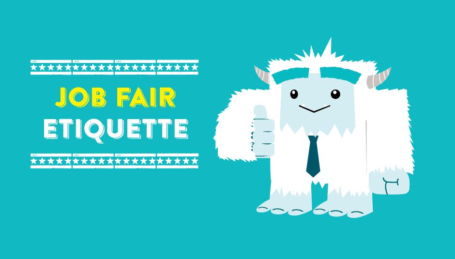 Job Fair Etiquette
