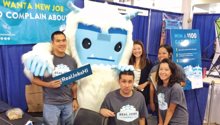 It Was Great Seeing You at the Star-Advertiser Hawaii Career Expo!