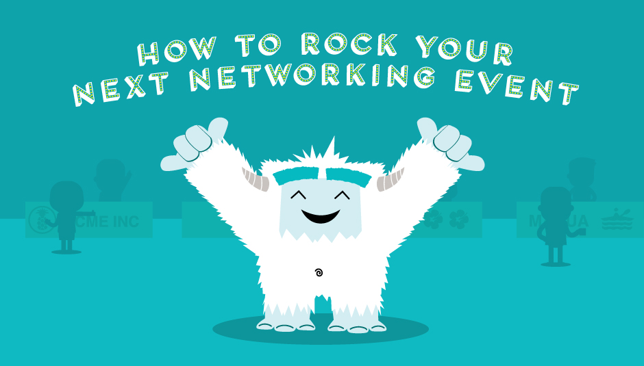 How to Rock Your Next Networking Event