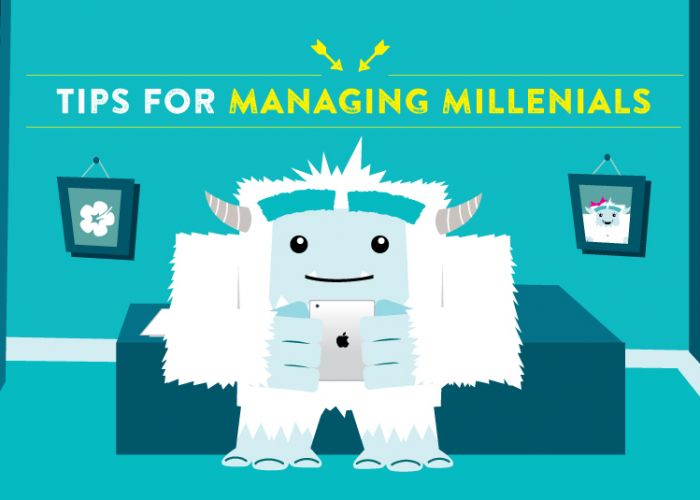 4 Tips for Managing Millennials