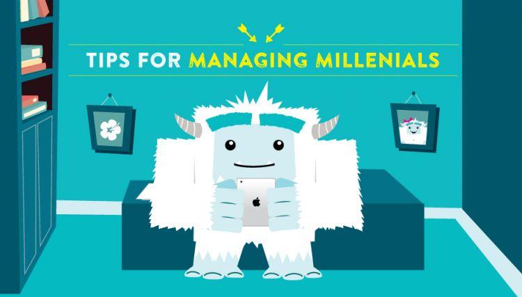 4 Tips for Managing Millennials