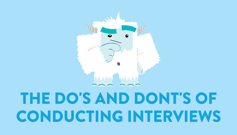 The Dou0027s And Donu0027ts Of Conducting Interviews