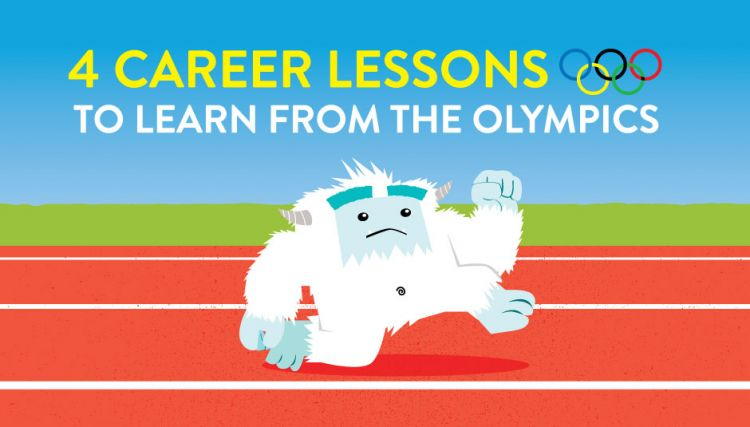 4 Career Lessons from the Olympics