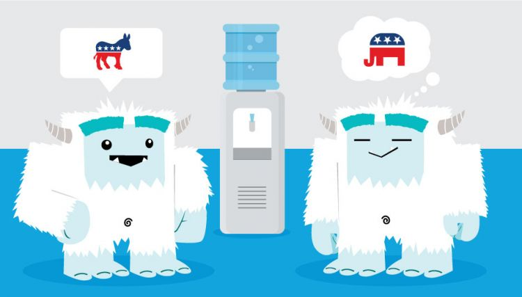 How to Navigate Political Discussions at Work