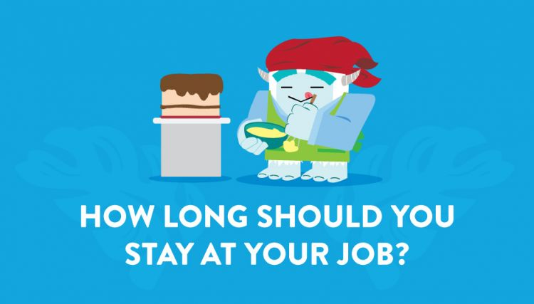 How Long Should You Stay at Your Job?