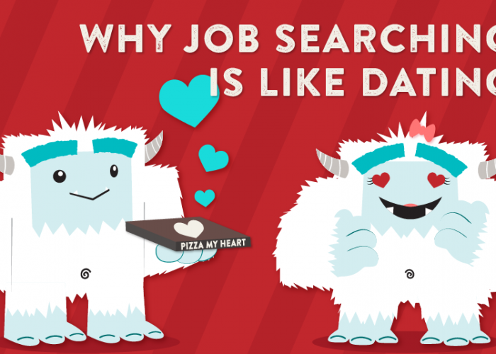 Why Job Searching is Like Dating
