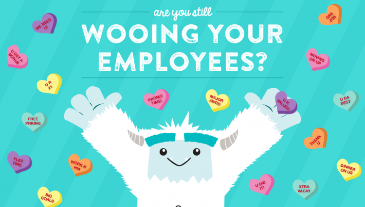 Are You Still Wooing Your Employees?